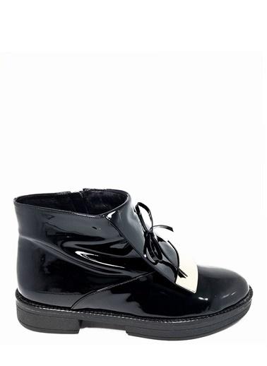 Nemesis Shoes Bot Siyah